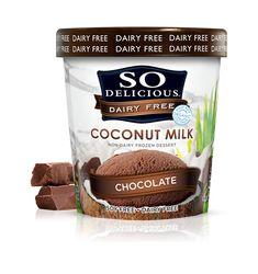 So Delicious Dairy Free | Coconut Milk Frozen Desserts | Chocolate