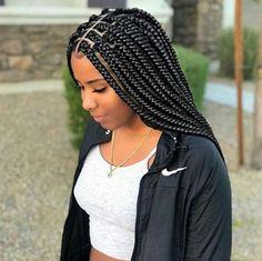 Pinterest :Thatsmarsb <- FOLLOW FOR MORE Box braids