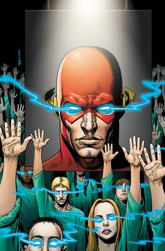 The Flash by Brian Bolland