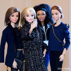 First day in Paris and my friends and I have already been called in for a casting! @Clairethomsonjonville of @Selfservicemagazine is shooting a fun story for their website with @ezrapetronio, hope they want to work with us on this project! Stay tuned  #pfw #barbie #barbiestyle