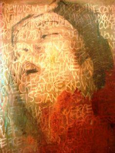 Sleep series mixed media on paper, 2011 Mixed Media, Sleep, Paper, Painting, Art, Painting Art, Mixed Media Art, Paintings, Kunst