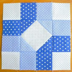 great quilt square- or potholder!