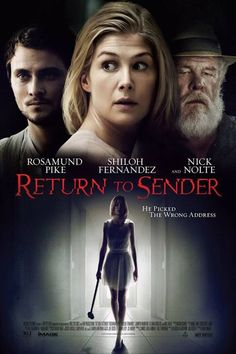 Return to Sender (2015)This film about a nurse whose blind date goes very wrong will scare you off Tinder for a couple weeks, at least. Available October 29 #refinery29 http://www.refinery29.com/2015/09/94815/whats-coming-to-netflix-in-october#slide-96