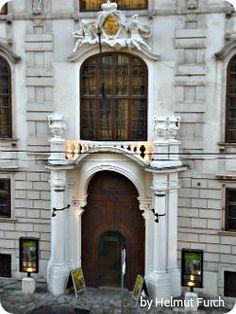 Palác ditrichtein/ Lobkowitz - Vídeň /portál Fischer z Erlachu