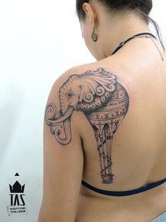 Rodrigo Tas é tatuador, professor, ilustrador e designer. Tem um grande apego pelas artes e pela pintura. Nessa entrevista, saiba mais sobre suas tattoos!