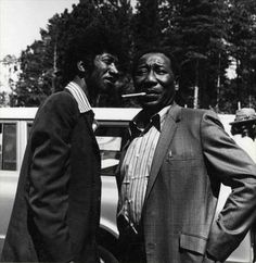 Hound Dog Taylor Muddy Waters