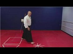 Aikido Warm Ups : Aikido Warm Up: Combining Footwork Exercises (+playlist)