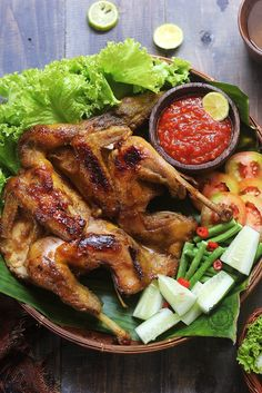 Mouthwatering Recipe for Your Kids' Healthy Dinner Pub Food, Food Menu, Authentic Thai Food, Malay Food, Food Garnishes, Malaysian Food, Yummy Food, Good Food, Indonesian Food