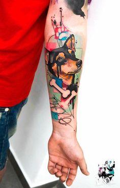 dog tattoo best inspiration original