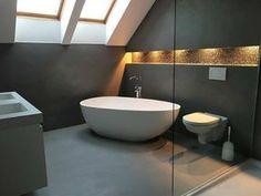 Badezimmer Bilder & Badezimmer Ideen mit der freistehenden Badewanne Luino. Bädermax-Artikel: Freistehende Badewanne Luino |
