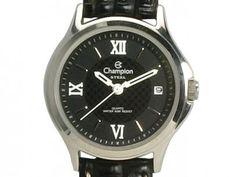 Relógio Champion CA 28707 T - Feminino Social Analógico com Calendário com as melhores condições você encontra no Magazine Mexicanoloja. Confira!
