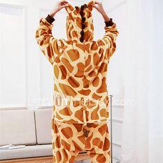 Pigiama Kigurumi Giraffa Pigiama a pagliaccetto Costume Flanella Vello Arancione Cosplay Per Per adulto Pigiama a fantasia animaletto del 5156138 2018 a €16.61 Cosplay, Costume, Fantasy, Costumes, Fancy Dress