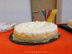 ... per Gioco : Re-Cake10: Peach Chamomille Mousse Cake - Torta co