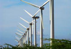Energia eolica  www.grupotecnam.com