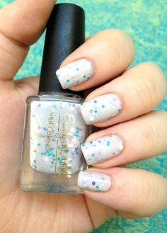 Spring Nail Polish Trend: Indies! - Discover beautifully unique indie nail polish brands and adorable spring manicures in our latest post! - offbeat + inspired