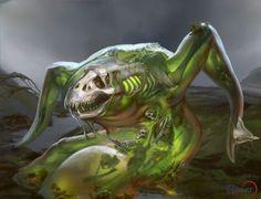 Bog Bodies Phase2  - anotherdamian @deviantART