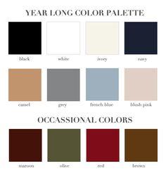 How to Create a Minimalist Capsule Wardrobe Wardrobe Color Guide, New Wardrobe, Perfect Wardrobe, Professional Wardrobe, French Wardrobe Basics, Capsule Wardrobe How To Build A, Fall Capsule Wardrobe, Classic Wardrobe, Fashion Capsule