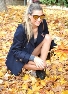 Sorteo Abrigo Azul #kissmylook