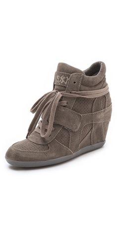 Ash Bowie Wedge Sneakers | SHOPBOP