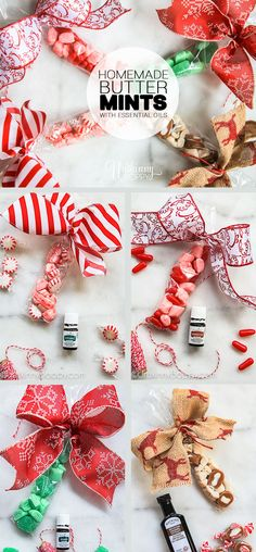 How to make Homemade Butter Mints with Essential Oils and Extracts Cooking With Essential Oils, Young Living Essential Oils, How To Make Homemade, Homemade Gifts, Butter Mints, Christmas Makes, White Christmas, Christmas Diy, Cinnamon Essential Oil