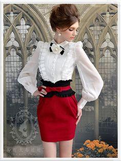 Vintage Pós-Moderno...: Eterno retorno da moda