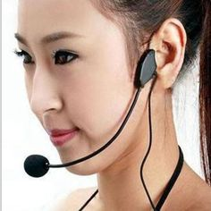 3.5MM Wired Microphone Headset Studio Conference Guide Speech Speaker Stand Microfone For