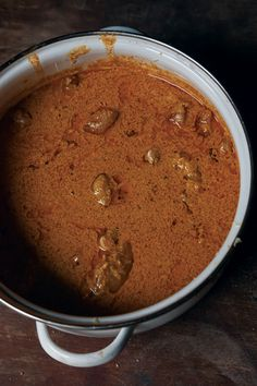 Katmis Satsivi (Chicken with Walnut Sauce) | SAVEUR