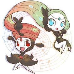 Meloetta   page 3 of 3 - Zerochan Anime Image Board