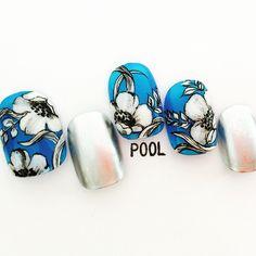 前号ネイルヴィーナスで読者の方から人気投票1位‼️を頂きました〜❤️❤️❤️ 私も〜お気に入りのデザインだったのでとっても嬉しいです 本当にありがとうございます☺️❤️ もっと頑張ります‼️ので、これからも応援して下さい☺️ #pool #poolnail #pool原宿 #harajyuku #kawaii #工藤恭子 #nail #nailart #art #kyokokudo #kyokokudonail #magazine #magazinpublication #japan #trend #trendnail #fashion #gel #gelnail #highest #네일 #네일아트 #美甲
