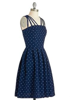 In the Mood for Dots Dress