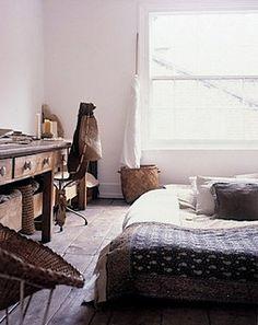Chambre Boheme ♥ Atlanta Bartlett {eclectic vintage bohemian bedroom} | Flickr : partage de photos !