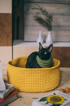 This item is unavailable Diy Crochet Basket, Crochet Cord, Crochet Basket Pattern, Crochet Bags, Diy Crochet Patterns, Diy Crochet Projects, Crochet Patterns For Beginners, Diy Projects, Crochet Ideas