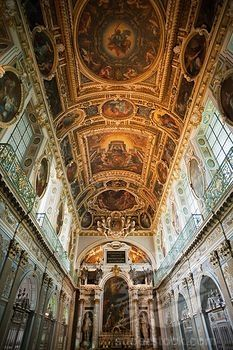 """Trinity Chapel, Chateau de Fontainebleau  (also in Lana Del Rey's """"Born to Die"""" video)"""