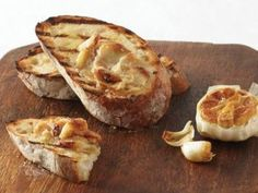 Get this all-star, easy-to-follow Roasted Garlic Bruschetta recipe from Food Network Kitchen