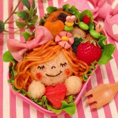 girlie-chanお弁当♡