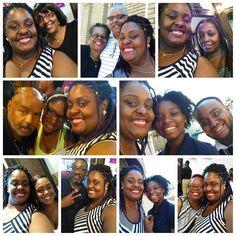 I really really love my #AgapePaterson family. My 11 am service family lol