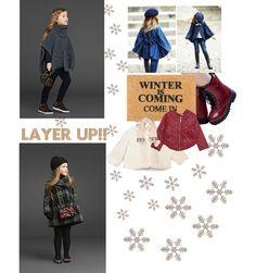 Dress Your Kids Fashionably : Fashion Trends For Kids Winter wear In 2016
