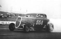 Vintage Drag Racing - The 554