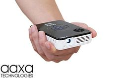 AAXA Technologies introduces P2 Jr Pico projector - $199 a pop for a limited time.