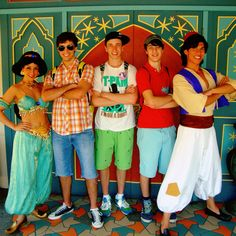 MUST SEE: gotta find our favorite pals from Agrabah!