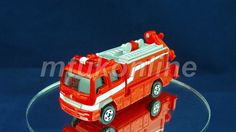 TOMICA 074F RESCUE TRUCK III TYPE | CHINA | 074F-1 | FIRST | ST 2006 BOX