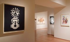 African art exhibition