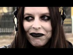 Norregade F it sucks to be happy candy commercial very funny #Goth oriented ad