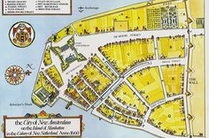 The Dutch Surrender New Netherland, 350 Years Ago: On September 8, 1664, the Dutch surrendered the colony of New Netherland to the English, who subsequently renamed it New York after the king's brother, the Duke of York.