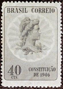 Selos do Brasil - 1940-1959 –