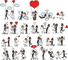 Um site de casamento ajuda você a relembrar os momentos especiais da sua festa