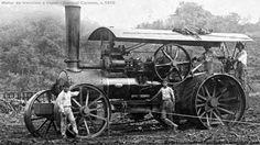 El motor de tracción a vapor y el arado de los cañaverales de Puerto Rico | Redescubriendo a Puerto Rico