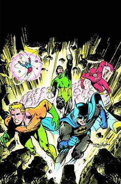 Justice League - Neal Adams