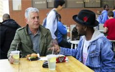 Anthony Bourdain goes to South Africa