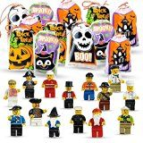 #10: 20 Halloween Trick Or Treat Bags with Mini Toy Figure Toys Colorful Novelty Assortment For Kids Party Favors and Filled School Prizes Giveaways | http://ift.tt/2cHTDA0 shares #collectibles #toys collectible figures #moviecollectibles movie memorabilia pop culture figures movie figures collectible toys star wars collectibles action toys figures